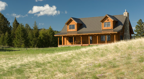 Real Log Homes Log Home Plans Log Cabin Kits