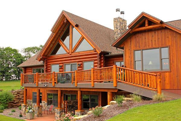 Log homes in the early american colonies real log homes for Colonial log homes