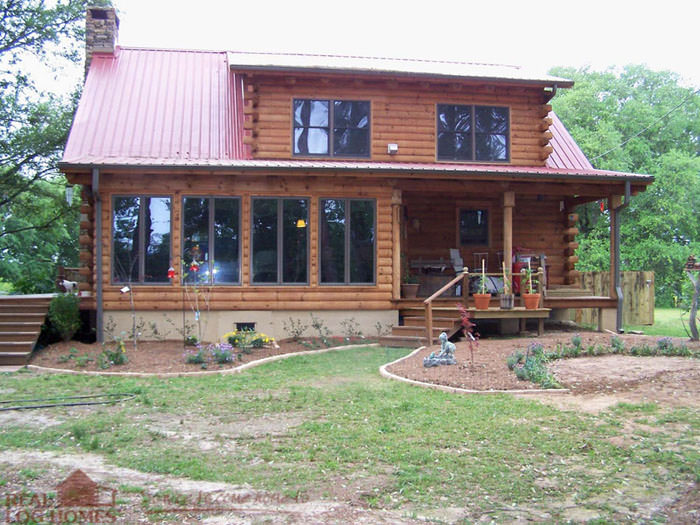 Mississippi Real Log Homes Log Home Builder Ms