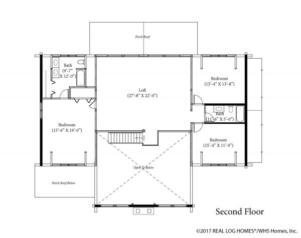 Stonington Green Gables Second Floor