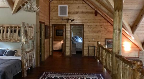 Bunk Room and Loft