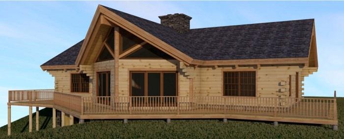 Log Home Ranch
