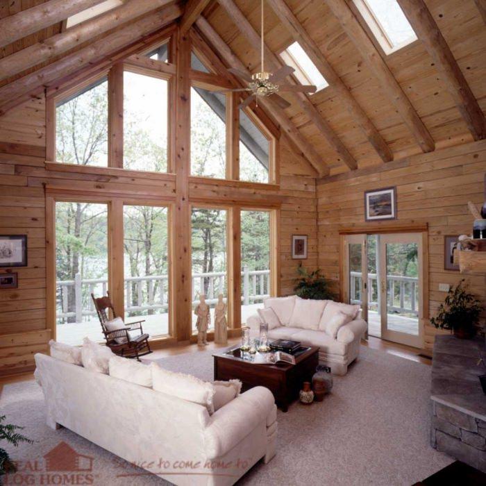 Ozark Mountain Log Homes, AR (6425)
