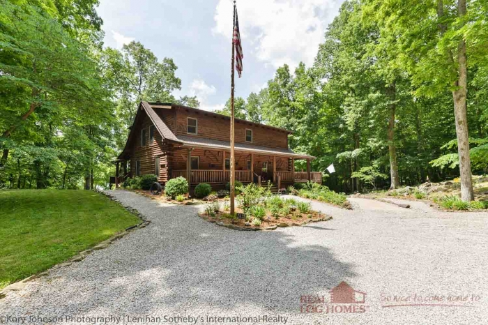 Leitchfield, KY Lake Home (#9010)