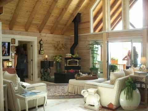 Real Log Homes