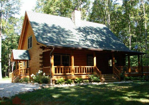 log home floor plans. Modified Sonora In Rockville, IN (L11064). Plan No L11064 Log Home Floor Plans