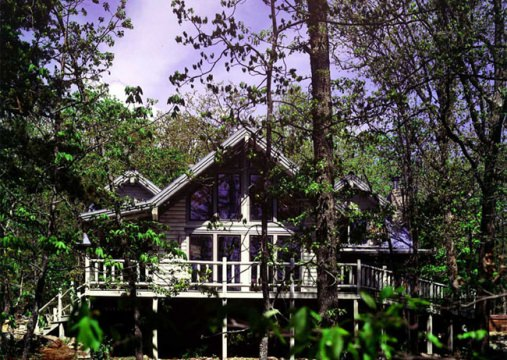 Ozark Mountain Log Homes, AR (6425)
