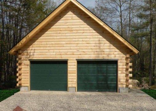 Jaffrey, NH (L11360) Garage