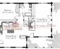 Floor Plan Shown is project #4573 - The Berkshire