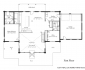 Green Gables, AR First Floor Plan (L12438)