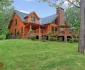 Heber Springs Arkansas Green Gables Log Home (L12438)
