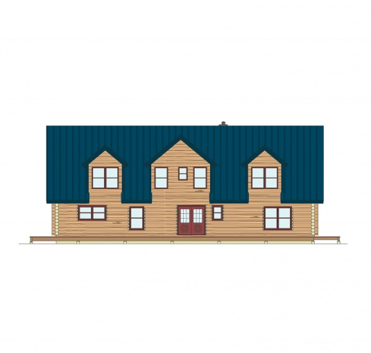 03w0098 real log homes floor plan for Real log homes floor plans