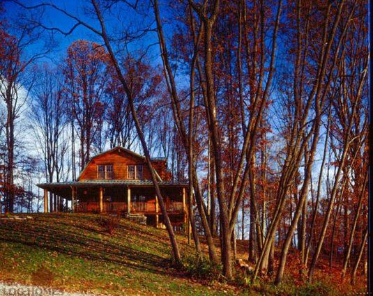 Union Ky 6014 Real Log Homes