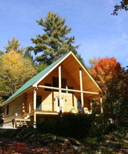 Weathersfield Vt L12138 Real Log Homes Floor Plan