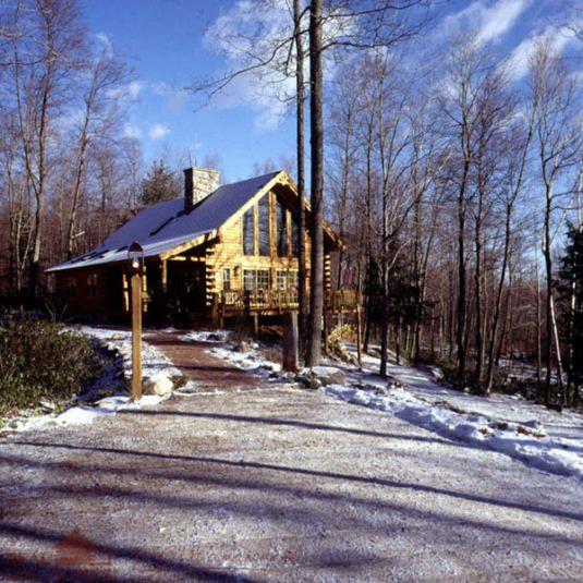 South Hampton Berkshire Ma 4573 Real Log Homes