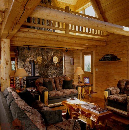 Emigrant Mt 9098 Real Log Homes