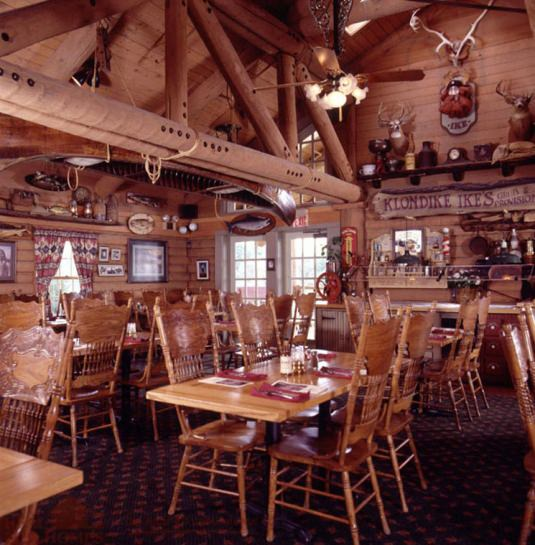 Restaurants Retail Commercial Real Log Homes