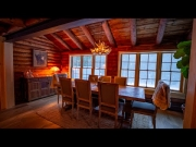 Restored Log Cabin [KAB-IN] in Woodstock, VT