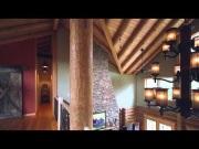 Big River Lodge by Real Log Homes Virtual Tour